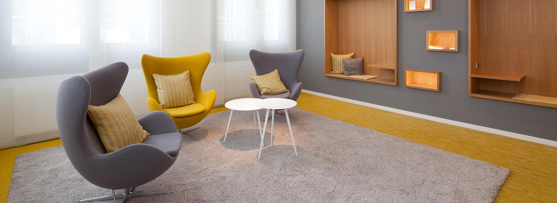 moderne arbeits und lebenswelten im hier und jetzt vital office hirschgarten vom. Black Bedroom Furniture Sets. Home Design Ideas
