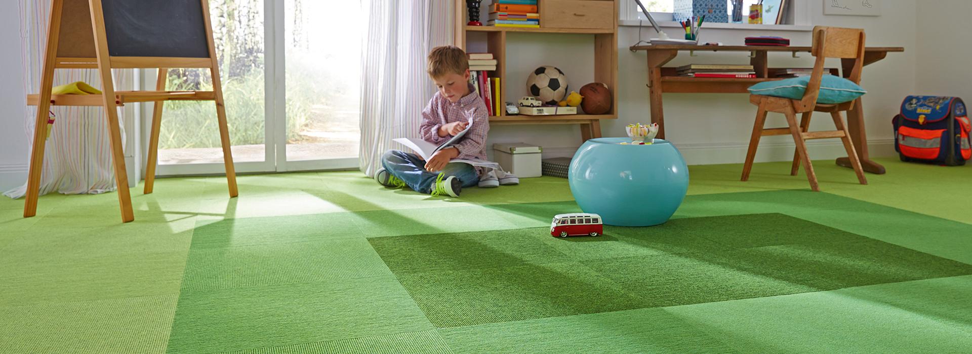Natürliche Grundlage fürs Kinder-Kreativzentrum